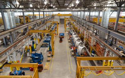 Reducing the risk – fire protection in high risk manufacturing